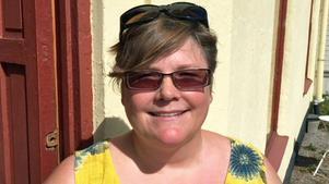 Camillha Fahlberg, 50, från Sala.