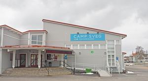 Camp Sveg, som nu ägs av kommunala bostadsbolaget Härjegårdar, kan komma att hamna i privat ägo.