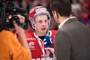Jonathan Dahlén drömmer om VM. Foto: Pär Olert (Bildbyrån).