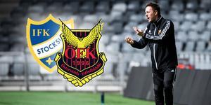 Ian Burchnall och ÖFK vill undvika en ny chockförlust i svenska cupen.