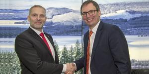 Vad tycker Stefan Dalin och Peder Björk om den migrationspolitiska debatt som pågår internt inom socialdemokraterna?