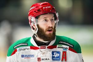 Brett Palin spelade en säsong i Mora IK. Foto: BIldbyrån.