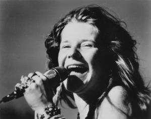 Amerikanska sångerskan Janis Joplin (1943-1970) dog drygt ett år efter att hon i augusti 1969 uppträdde på Woodstock. Foto: AP Photo