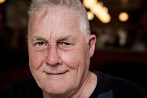Leif Forslund, 79 år, Falun.