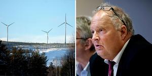 Ånges kommunalråd Sten-Ove Danielsson (S) anser att Nordisk vindkraft gör klokast i att dra tillbaka sin ansökan för vindkraftsprojektet på Storåsen.