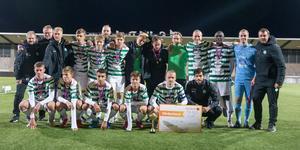 VSK Fotboll vann finalen av TV021 Cup efter straffar mot Skiljebo.