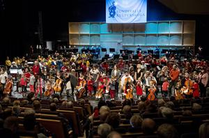 Även framåt kommer det att vara viktigt med en kulturskola i Sundsvalls kommun. En kulturskola som vi önskar kan nå fler barn och ungdomar, skriver Peder Björk och Lisa Tynnemark. Foto: Linus Wallin/Arkiv