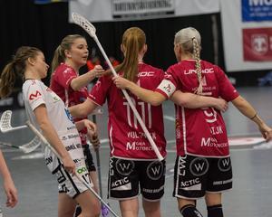 Kais Moras starka förstalina – med Moa Gustafsson, Johanna Hultgren och Anna Wijk – är en stark poängproducent i SSL.