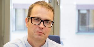 – Jag lägger ingen värdering i det här, jag tar det inte personligt. Jag känner ändå ett starkt stöd från väljare och partimedlemmar, säger Patrik Stenvard som i veckan röstades bort som Moderaternas kommunalråd i Gävle.