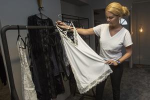 Ifjol omsatte Jeanette Svedbergs företag 2,3 miljoner kronor. Försäljning av underkläder och hudvårdsprodukter är två nya verksamheter i bolaget.
