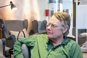 Olof Nilsson som är förtroendevald i hemvärnets bataljonråd. Han tycker att det är bra att yngre soldater säger ifrån.