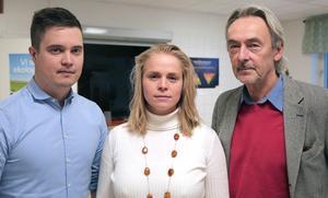Veckan före jul presenterade kostchefen Christopher Nilsson tillsammans med miljöstrategen Ida Dahl och engagerade kommunpolitikern Calle Morgården (M) länsomfattande