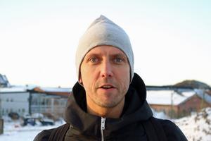 Robert Brandt är chef för vård och omsorg vid Östersunds kommun.