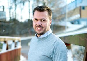 Karl Johan Börjeson, vd ProTrain, säger att söktrycket brukar vara högt. Foto: Privat.