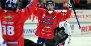 Simon Jansson och hans Edsbyn har levt upp till förväntningarna.