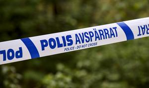Polisen kallades till ett fritidshusområde i Tranås kommun