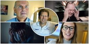 Tidningen träffade Siljagruppen/Arbetshälsan som berättade om deras nya verktyg Firstbeat.