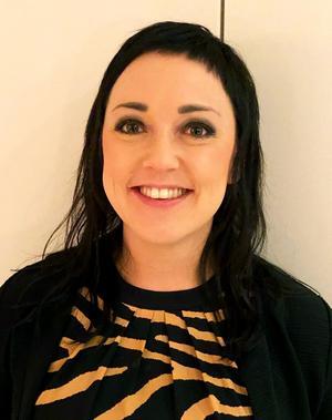 Stina Westermark är yrkeslärare på restaurang- och livsmedelsprogrammet på Parkskolan.