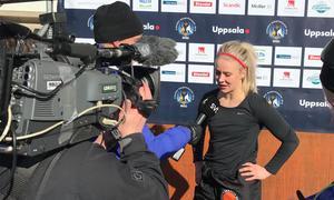 Linnéa Larsson och AIK fick inte det fina spelet från semifinalerna att fortsätta i finalen.
