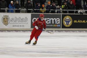 Vadim Arkhipkin var tillbaka i det ryska landslaget i helgen.