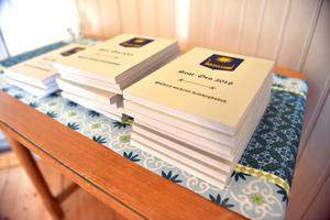 Årets upplaga är på 144 sidor.