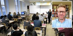 Svante Tideman, kommunombud Örebro Lärarnas riksförbund