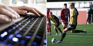 Ingen spelare i något Ångermanlands lag är högre rankad i Football Manager än Friska Viljors Herman Johansson.