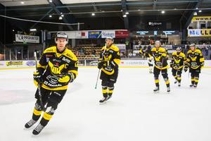VIK hade en stark säsong i hockeyallsvenskan och slutade trea som nykomling i grundserien.