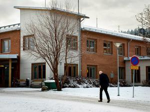 Mannen befann sig inne på rättspsyk i Sundsvall när han tittade på barnporr.