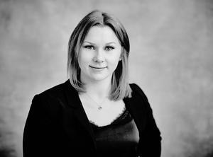 Linnea Wiberg: Ordförande i Jönköpings judoklubb.
