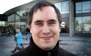 William Danielsson, 25 år, Borlänge: - Snuva, ont i lederna och trött. Alltså en riktig värsting!