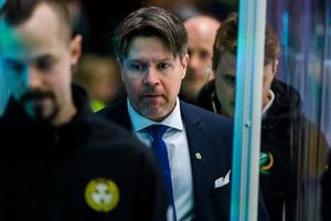 Anders Karlsson har varit assisterande tränare i Färjestad, SSK och Timrå. Foto: Bildbyrån.