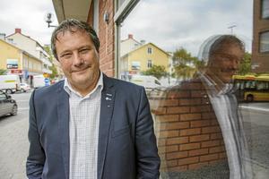 Håkan Karlsson, biträdande förbundsdirektör på Jämtlands gymnasieförbund.