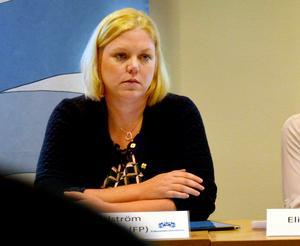 Ina Lindström Skandevall (L).