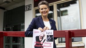 Ewa Olofsson Lindblom, Bollnäs jazz club.
