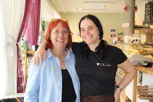 Det har blivit ett gott samarbete mellan Yvonne Svensson och Susanne Pontvik.