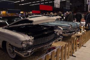 Under den fyrtionde upplagan av Motorrevyn i Bollnäs deltar 110 utställare.