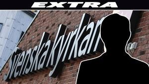 En präst i Svenska kyrkan kan i veckan komma att åtalas för kvinnomisshandel. Efter en kort avstängning förra hösten arbetar han dock kvar i ett pastorat i KAK.Foto: Johan Nilsson / TT