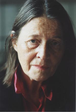 Birgitta Trotzig, författare.Foto: Ingvar Svensson/SCANPIX
