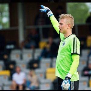 Oliver Bergman lämnar division 1-klubben Oskarshamns AIK för IK Brage i Superettan. Foto: Twitter