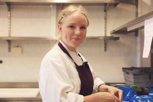 Klara Nordström är en av två stipendiater som reser till London för att träffa stjärnkocken Heston Blumenthal och besöka flera av hans restauranger.