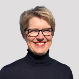 Annika Svanström, tillförordnad Sverige-vd för Bombardier Transportation.