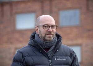 Lars Bergmark är affärsutvecklare på AB Gavlegårdarna.