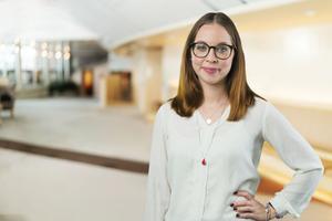 Angelika Bengtsson. Foto: Pressbild