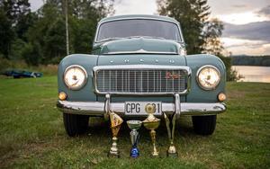 Bilen har vunnit fyra priser sedan den första utställningen i maj.