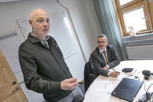 Mikael Cederberg och Pär Löfstrand.