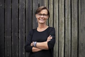 Hälsingen Pia Mariana Raattamaa Visén. Pressbild:  Sofia Runarsdotter.