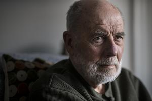 Sven Lindqvist blev 87 år. Arkivbild. Bild: Staffan Löwstedt/SvD/TT