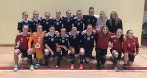 SIF Vit vann Bilma Cup 2019 för damer.