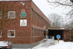 Polishuset i Fagersta.Bild: Arkivbild
